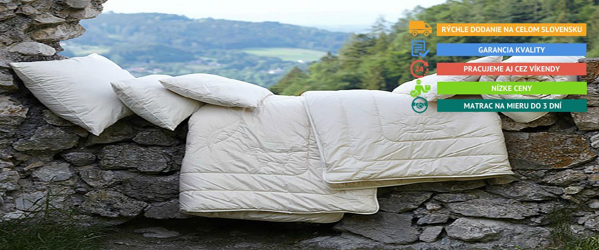 chrániče matracov